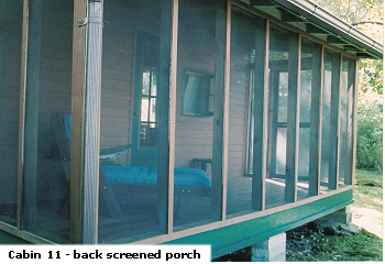 "<a href=""/content/cabin-11-back-porch"">Cabin 11 Back Porch</a>"