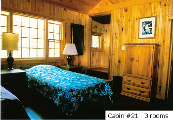 "<a href=""/content/cabin-21-3-rooms"">Cabin 21 - 3  rooms</a>"