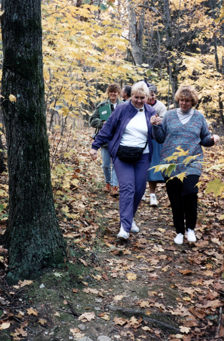 """<a href=""""/content/walking-woods"""">Walking in woods</a>"""